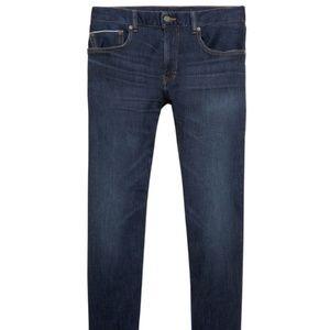 Banana Republic Skinny Selvedge Jeans size 34/32